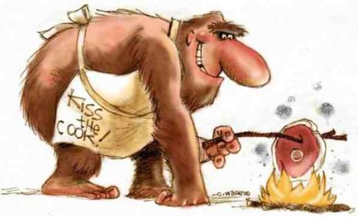 Paleolitihc cook