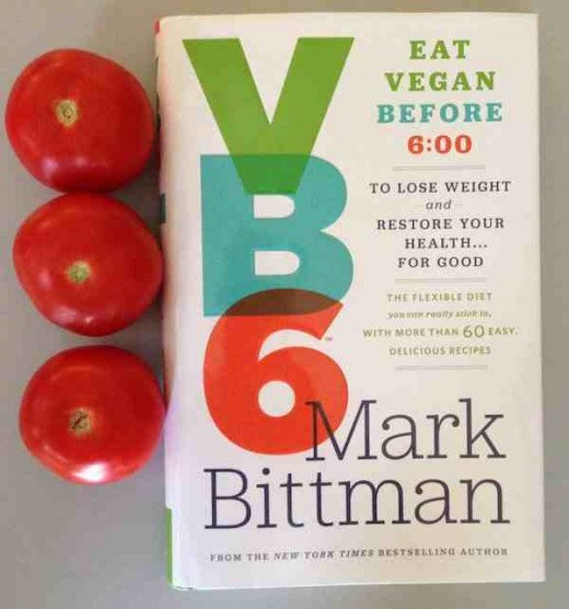 Mark Bittman's Vegan before 6