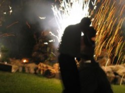 Wedding Sparklers and Fireworks Guide