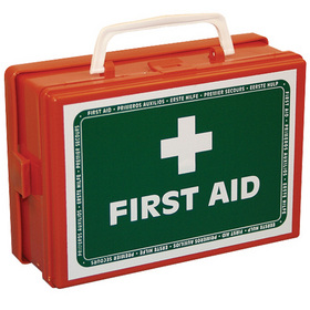 The all important first aid kit - ensure you have this in your tackle box for when it may be needed