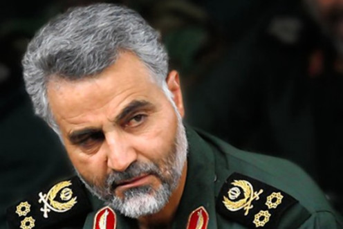 Quds Force leader since 1998 Qasem Solaimani now dead after drone attack early Friday 1/2/220 in Bagdad Iraq.