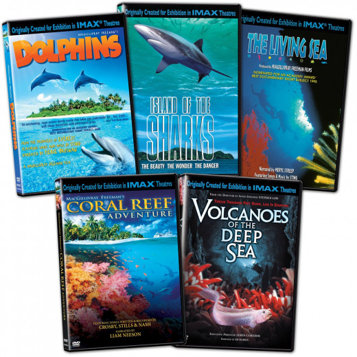 Imax Oceans Collection
