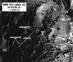 Cuban Missile Crisis in the UK