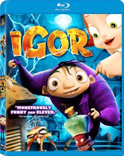 Igor Movie Review