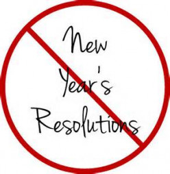 Resolution Evolution!  Resolve to Evolve!