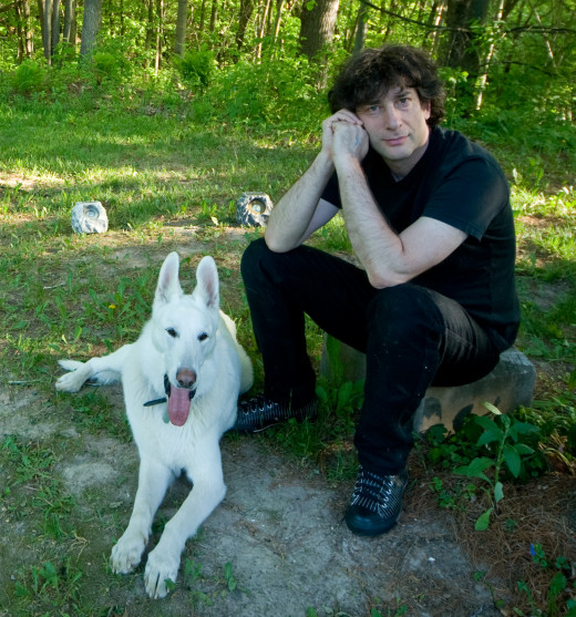 Neil Gaiman  Creative Commons