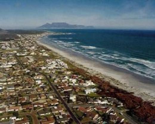Melkbosstrand, Cape Town, South Africa