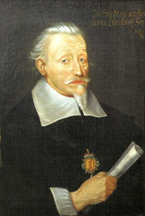 """Schutz"". Licensed under Public Domain via Wikimedia Commons"