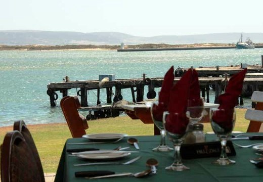 Laaiklip Hotel, Velddrif, West Coast, South Africa @ sa-venues.com