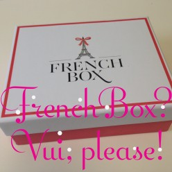 French Box Review (Hint: it's Tres Chic +$10 Off Promo Code!)