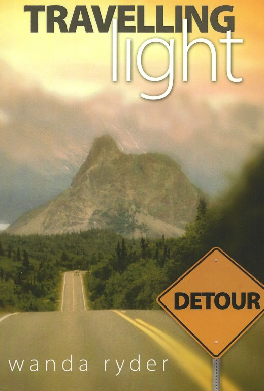 Front cover for Traveling Light