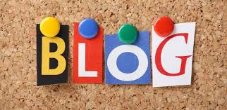 Many use blogs as back links as well.