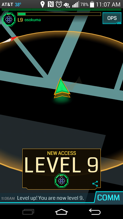 I recently made level 9.