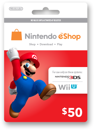 Online currency cards are great because even if you can't figure out what to get your gamer, you always have an option. For sony users get them a playstation currency card, Nintendo fans get the eshop card, and xbox fans can't deny an xbox curency ca