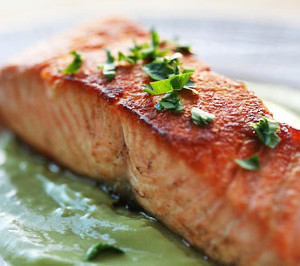 Salmon, Super Food