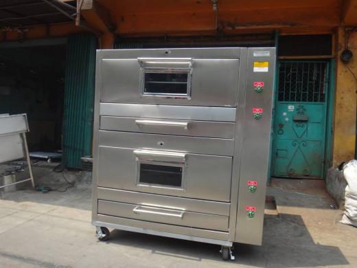 Bakery Oven - Rack Oven