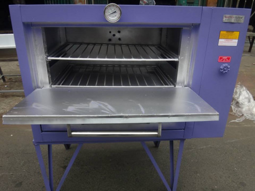 Small Rack Oven