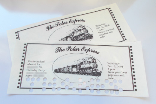 """Search Results for """"Freeprintable Polar Express Paper Train Ticket ..."""
