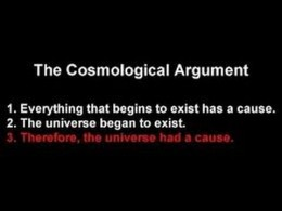 The Kalam Cosmological Argument, conclusion, that cause is God