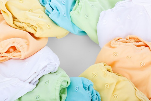 Cloth diapering costs more up front. But, even including washes, cloth diapering doesn't cost more in the long haul.