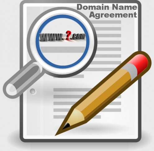 Non-profit domain-name management clause picture derived by Robert G. Kernodle