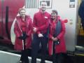 Virgin Trains comes to Shrewsbury UK