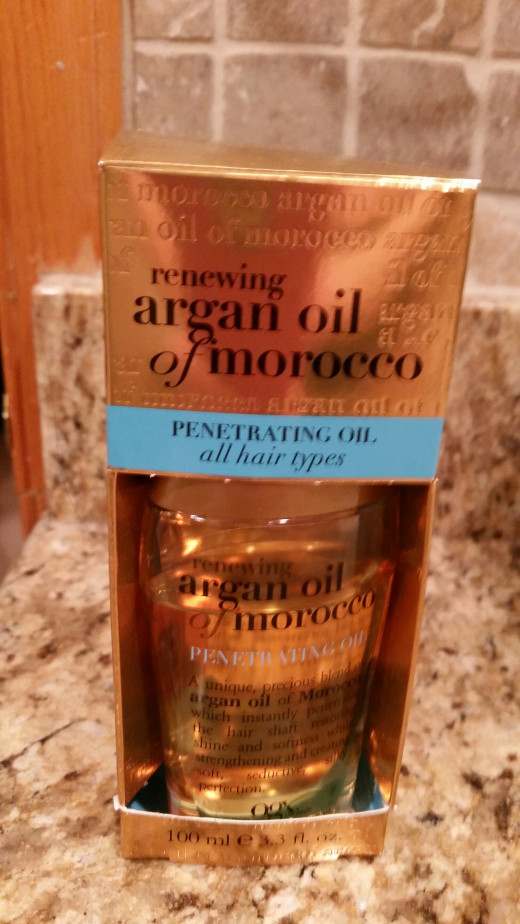 Argon Oil of Morocco
