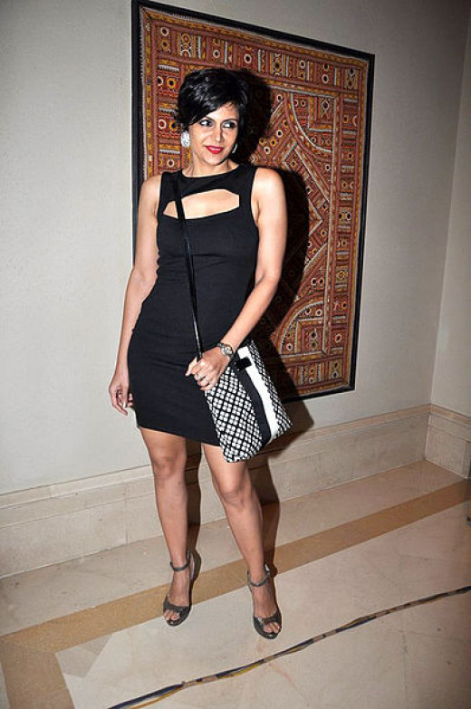 For more pictures from her personal collection visit http://instagram.com/mandirabedi/