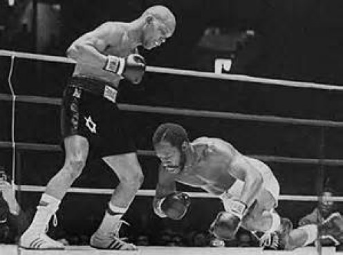 Benny Briscoe was one of the best boxers to have never won a championship. His power could floor the best of fighters.