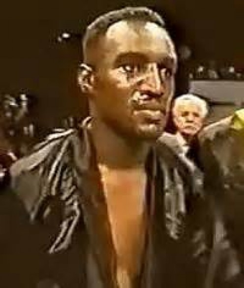 Romallis Ellis had a huge heart which he showed every time he boxed in the squared circle.