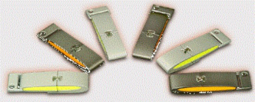 A picture of DiskOnKey Pro devices.