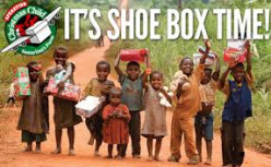 And What to My Wondering Eyes Should Appear - a Shoebox?