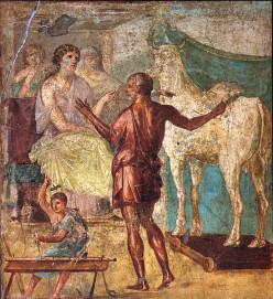 Daedalus in Greek Mythology