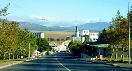 Caledon, Western Cape, South Africa