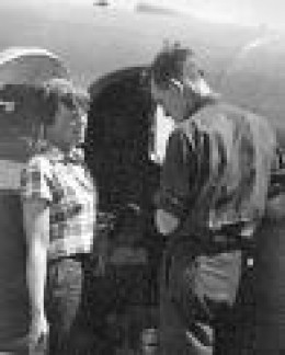 Amelia Earhart and Fred Noonan www.yoursdaily.com