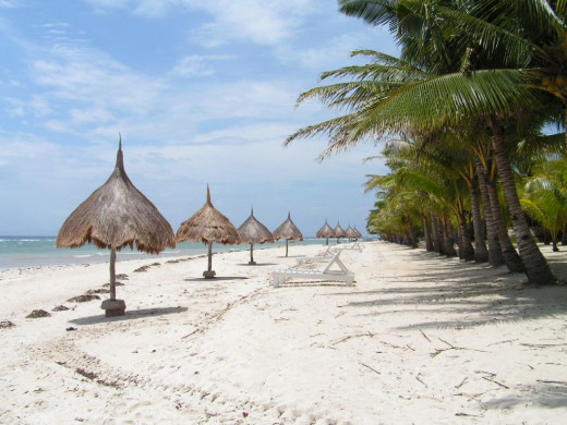 Bohol Beach Club, Japan