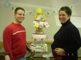 My husband and I pregnant with our daughter. I thank God, she was not born with Hepatitis C.