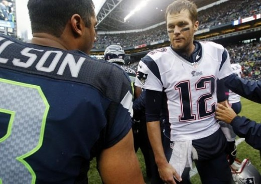 Will Wilson and Brady meet up in the Super Bowl? or will the unexpected happen?