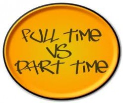 Part-Time Jobs Vs Full-Time Jobs-Benefits, Salary, Scope, Work