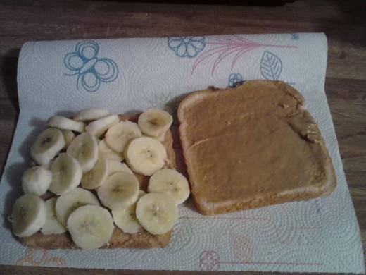 B. & PB Sandwich