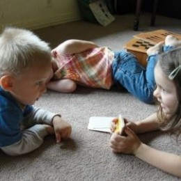 Taming Toddler Tornadoes