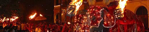Kandy Pageant - A ritual to worship the sacred Dalada Maligawa
