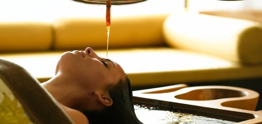 Natural ingredients for massage therapy