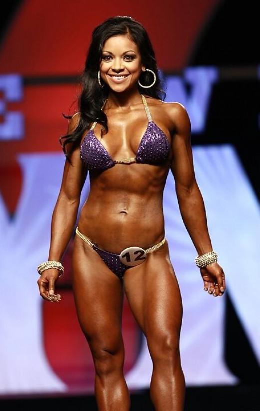 sonia gonzales - fitness women