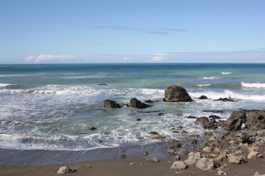 Coast of Kaikoura
