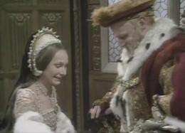 Angela Pleasence as Catherine Howard