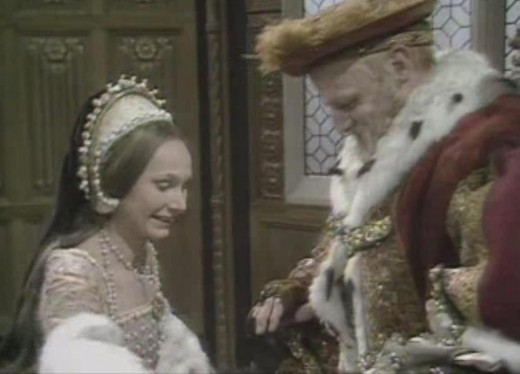 Angela Pleasence as Catherine Howard