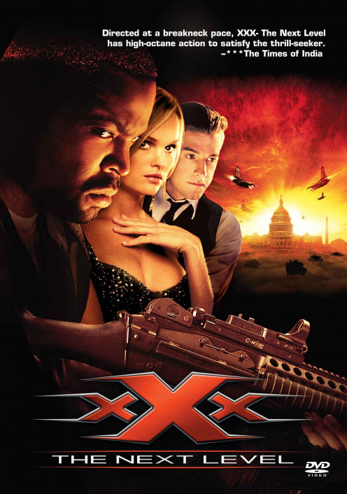 xXx: State of the Union (2005) Hindi Dubbed Movie *DVD*