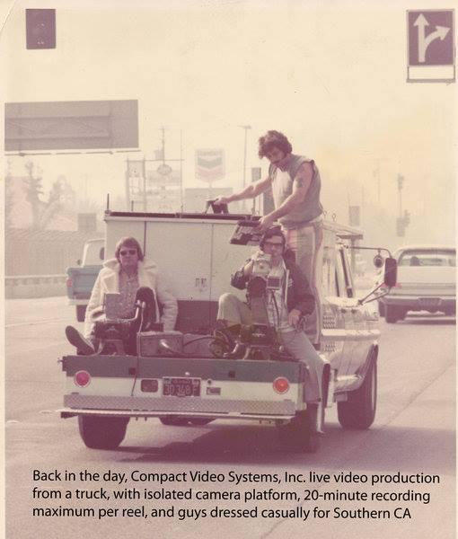 Compact Video Remote Truck
