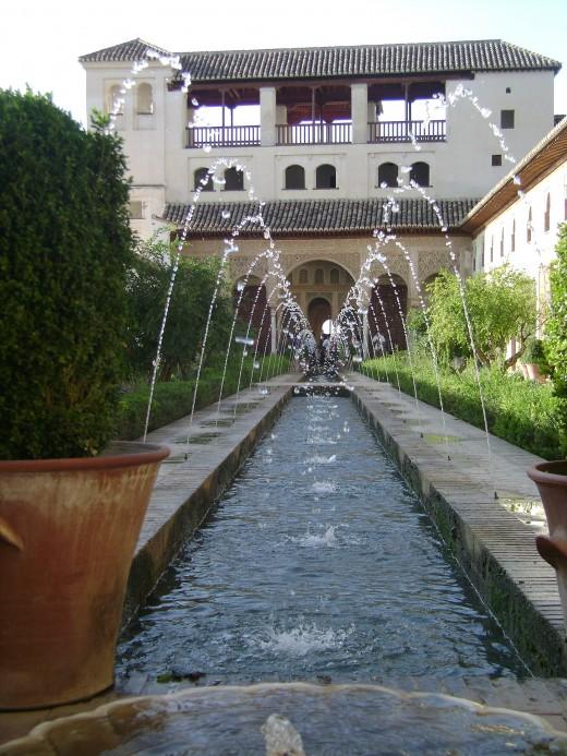 La Allambra, Granada